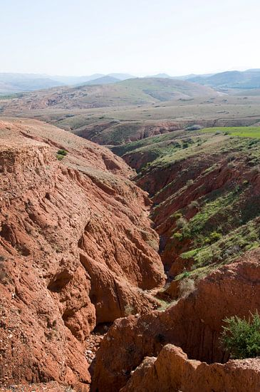 Natuur in Marokko