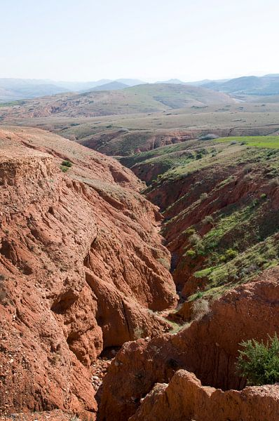 Natuur in Marokko van Keesnan Dogger Fotografie