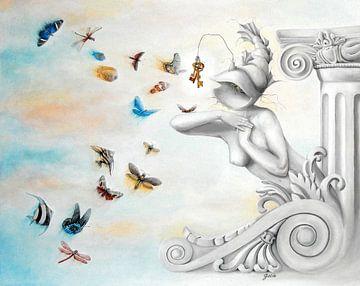 Sirene von Larysa Golik
