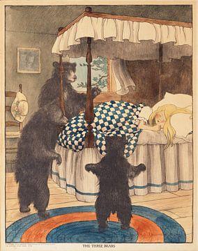 Die drei Bären, Elizabeth Tyler von Vintage Afbeeldingen