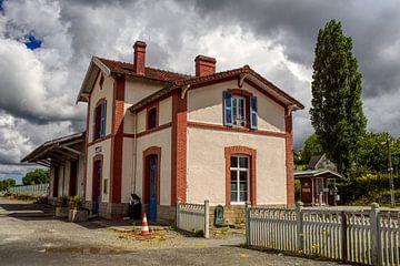 Treinstation in Frankrijk 1 van BDG pics