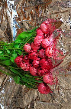 Gefüllte Tulpe von Thomas Jäger