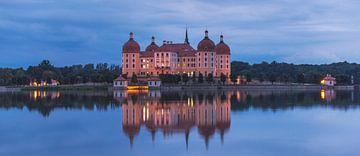 Schloss Moritzburg, Sachsen von Gunter Kirsch