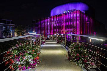 Zwolle Theater der Spiegel von Fotografie Thilou van Aken