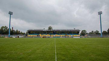 Bruno-Plache-Stadion, stadion van Lok Leipzig van Martijn Mureau