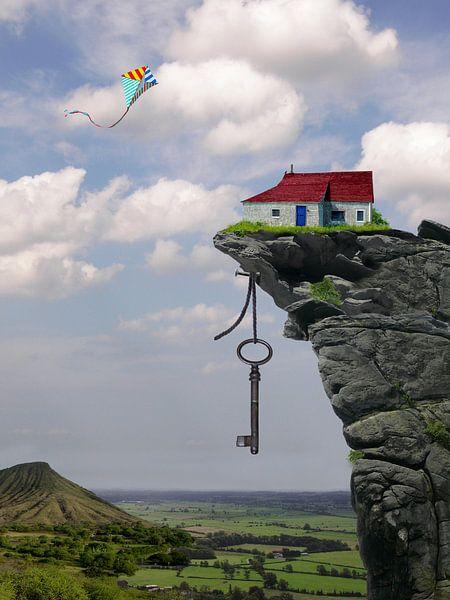 House on the Edge 4 van Ine Tresoor