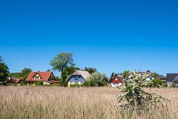 Haus auf dem Fischland-Darß in Wieck von Rico Ködder