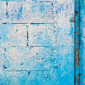 Fading Blue van Mark den Hartog