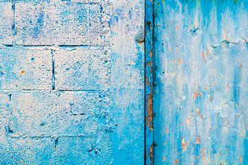 Fading Blue von Mark den Hartog