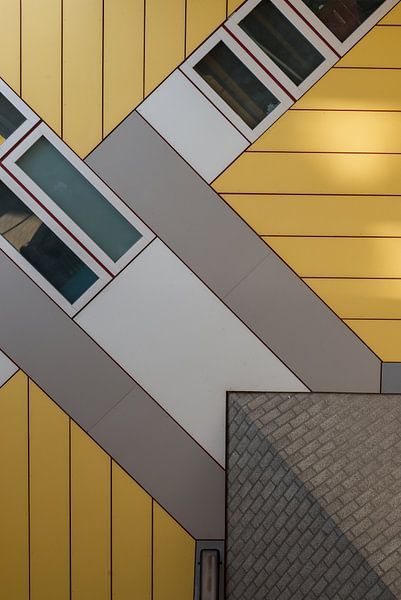 Kubuswoning Rotterdam