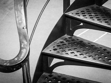 De Koepel 11 - zwartwit von Olaf Kramer
