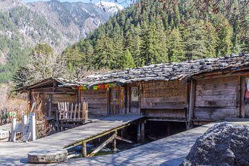 Shuzheng-Wassermühle von didier de borle