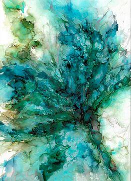 In der blauen Stimmung. von Ineke de Rijk