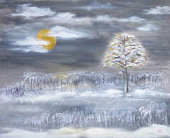 Goldene Sonne van Rosi Lorz