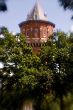 Watertoren van Breda van