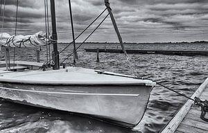 zeilboot, leekstermeer