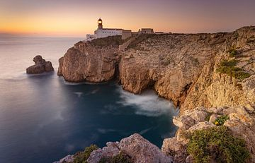Algarve - Cabo de Sao Vicente von Adelheid Smitt