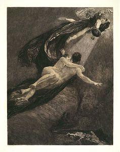 Neue Träume von Glück, Max Klinger  - 1887
