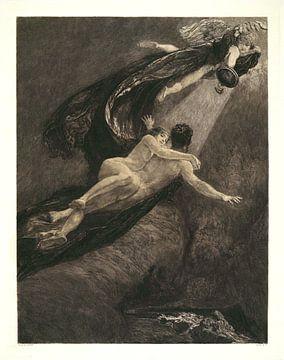 Neue Träume von Glück, Max Klinger  - 1887 von Atelier Liesjes