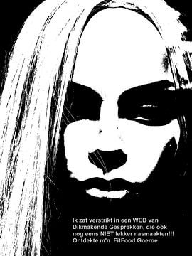 Dolende Dertigers: Verstrikt In Dikmakende Gesprekken! van MoArt (Maurice Heuts)