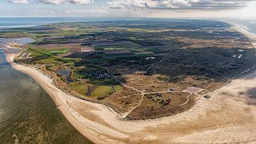 Noordpunt Texel van Roel Ovinge