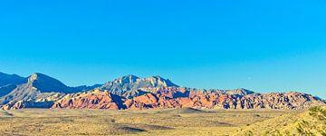 Red Rock Canyon van Arjen van de Belt