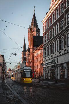 Berlijn Köpenick Oude Stad van Robin Berndt