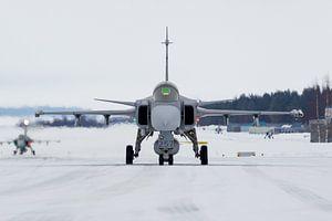 Zweedse Luchtmacht JAS-39 Gripen