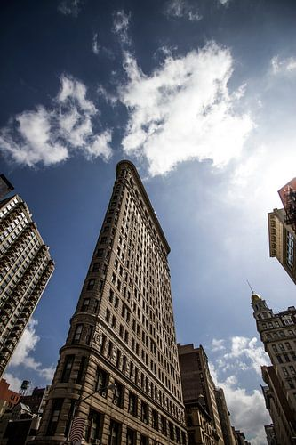 Flatiron Building, New York City van Robin Hartog