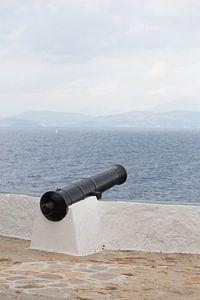 Eenzaam kanon