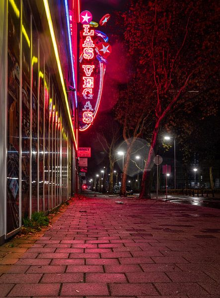 Rotterdamse Las Vegas van Dawid Ziolkowski