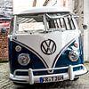 Volkswagen Beetle  van Ronald De Neve thumbnail