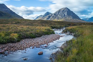 Glencoe, Schottland von Luuk Belgers