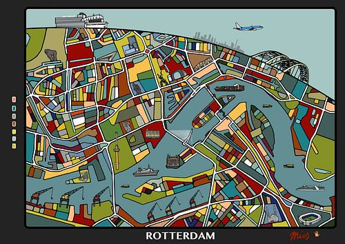 Rotterdam sur Michel Linthorst