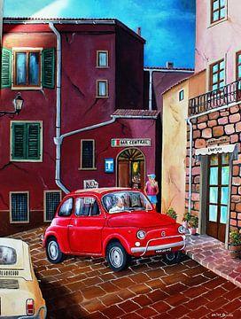 Cinquecento (Fiat 500) van Thomas Suske
