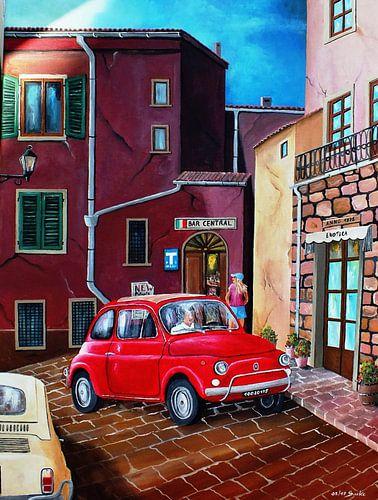 Cinquecento (Fiat 500) von Thomas Suske