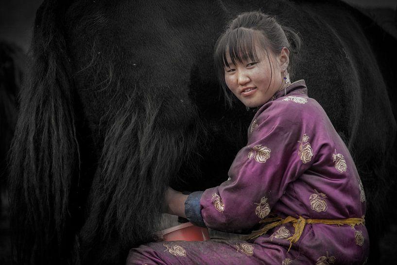 mongolie van Anne-Marie Vermaat