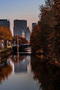 Herbst in Den Haag von Kristiaan Hartmann