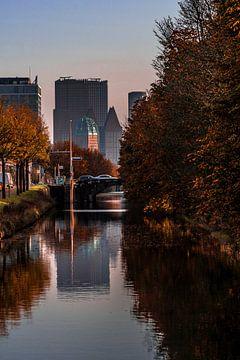 L'automne à La Haye sur Kristiaan Hartmann