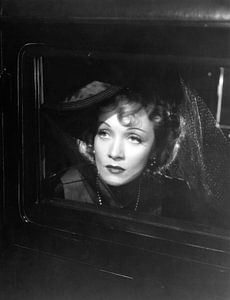 Marlene Dietrich - Pittsburgh van Bridgeman Images