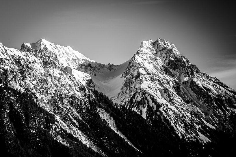Bergpieken Oostenrijk van Joram Janssen