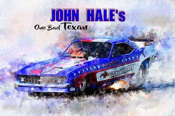 John Hale's, Texaans met titel van Theodor Decker