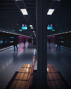 metro in finland van mauryn burgmeijer