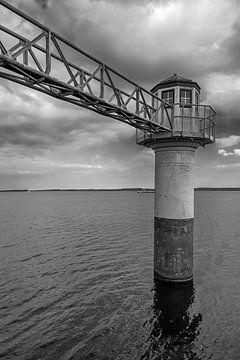 Torentje met loopbrug van Peter Bartelings Photography