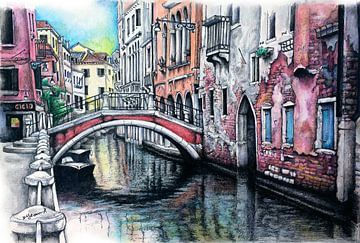 Série de villes 10 - Venise