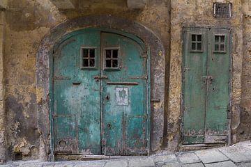 Alte Türen von Yke de Vos