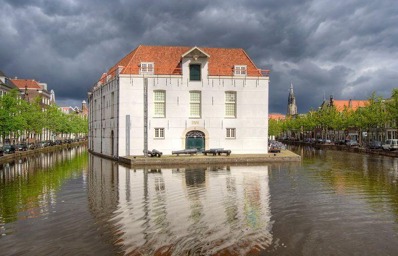Legermuseum in Delft van Jan Kranendonk