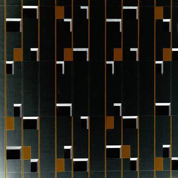 Fenster XXVIII von Maurice Dawson