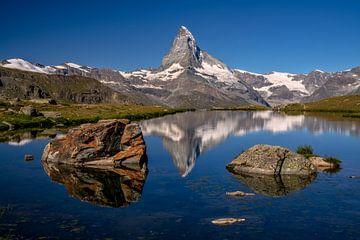 Das Matterhorn von Achim Thomae