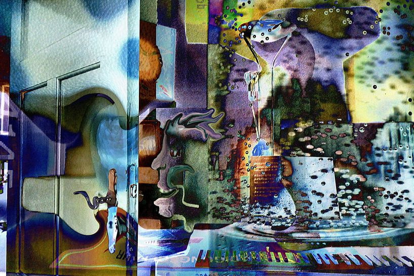 Klangwelten hinter der Tür van Heidrun Carola Herrmann